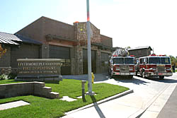 Fire station